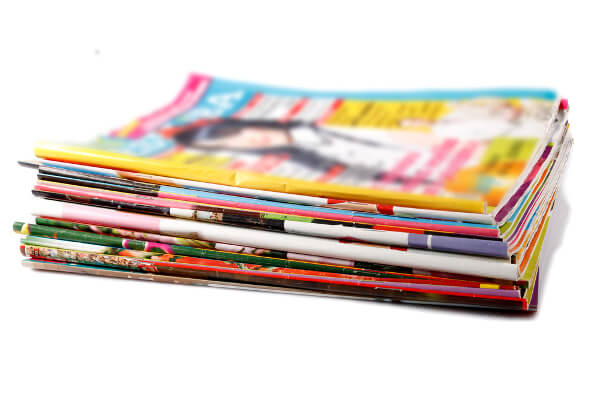 雑誌買取相場